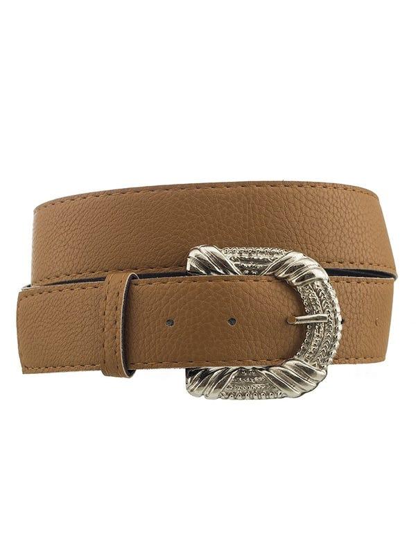 Cinturón Maxi Hebilla Labrada