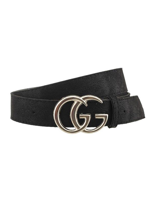 Cinturón GG Veteado