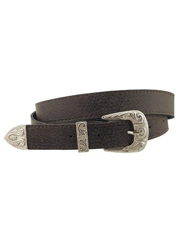 Cinturón XL Texano Escamado