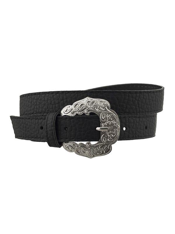 Cinturón Maxi Hebilla Grabada