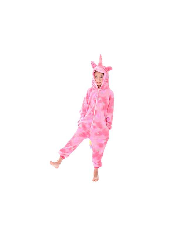 Pijama de bebé unicornio