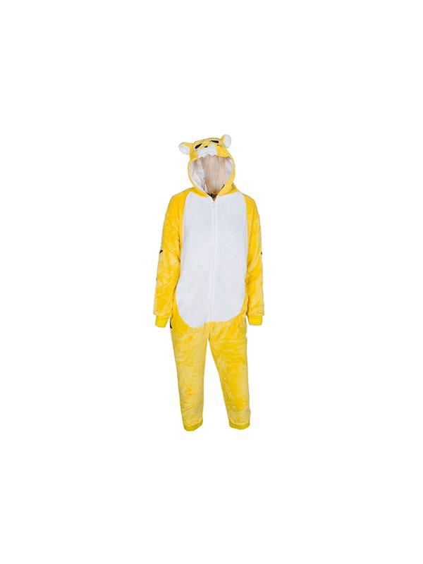 Pijama infantil tigre