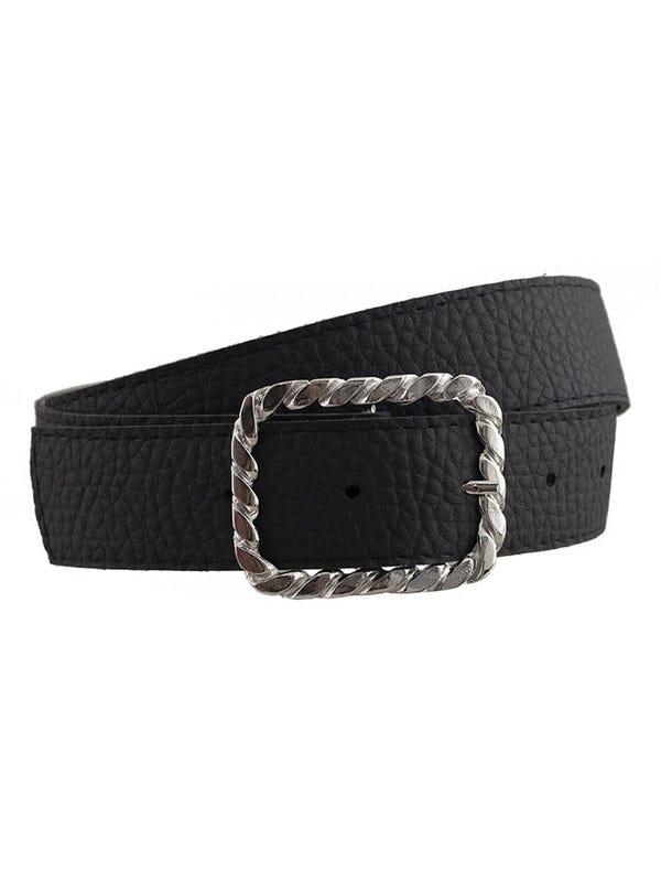 Cinturón Maxi Hebilla Cuadrada