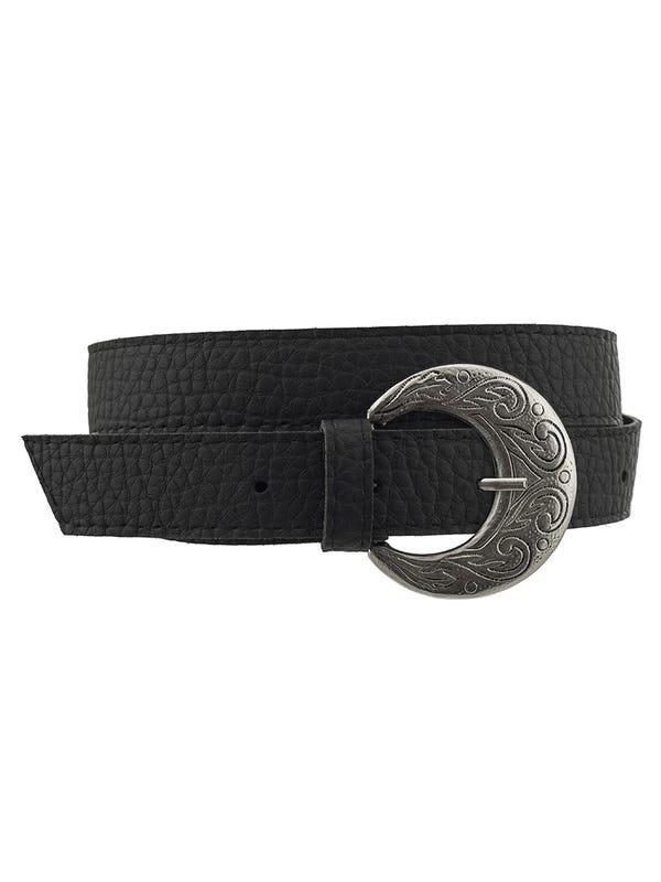 Cinturón Hebilla Grabada