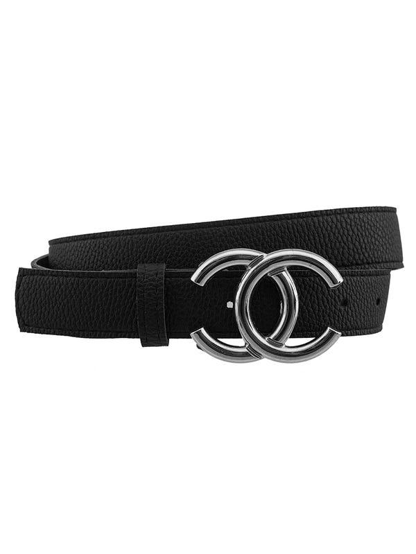 Cinturón Hebilla CC