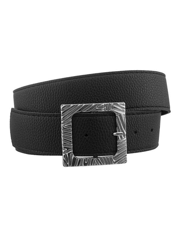 Cinturón Maxi Hebilla Tramada