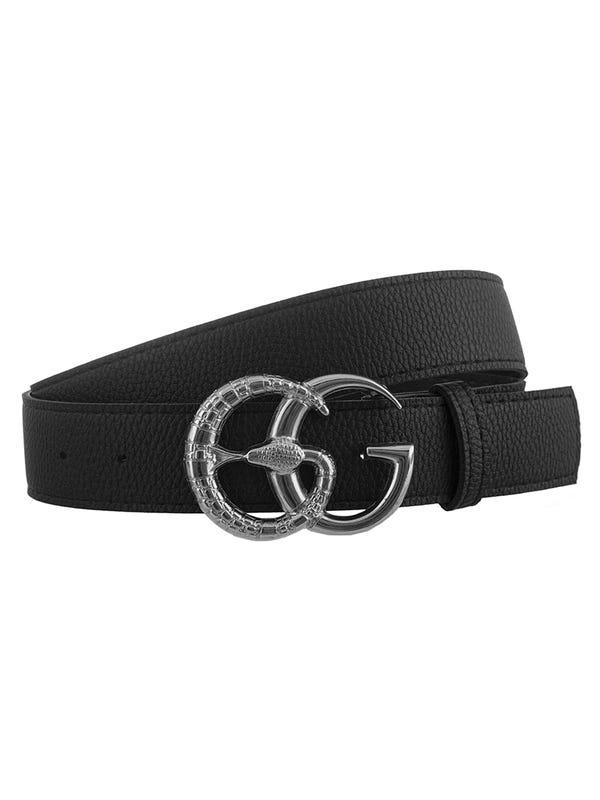 Cinturón Hebilla GG Víbora