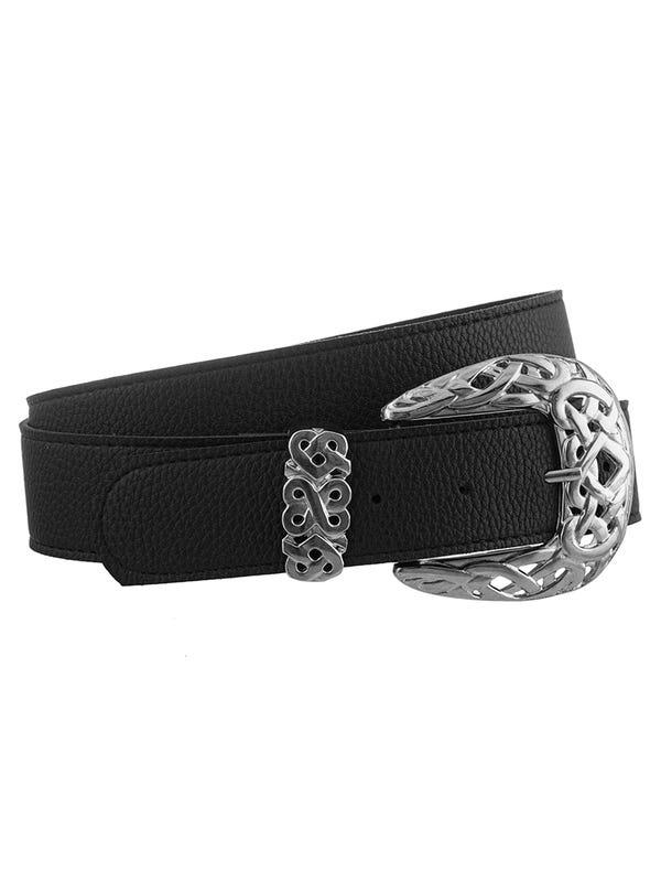 Cinturón Maxi Hebilla Arabesca