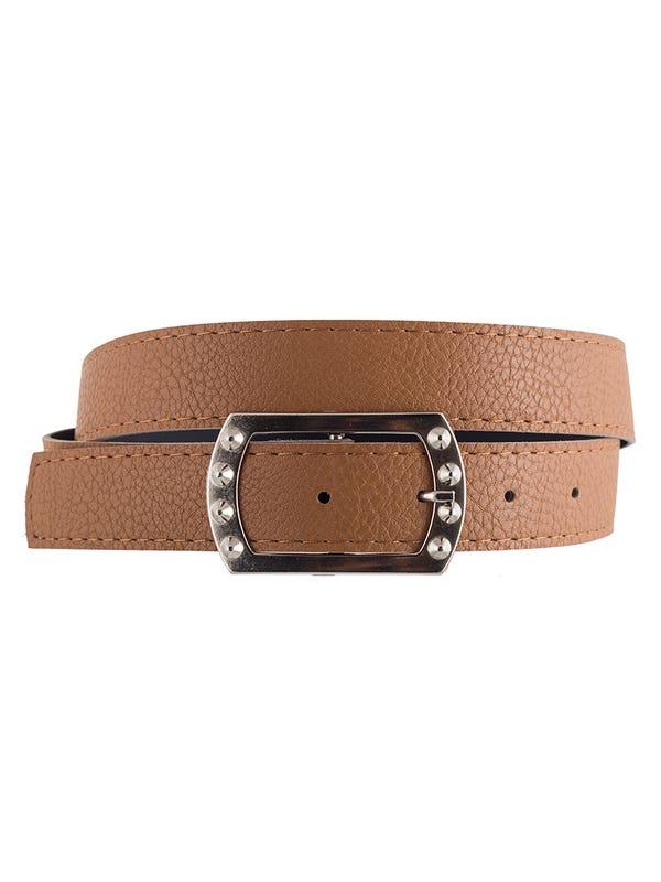 Cinturón Hebilla Tachas