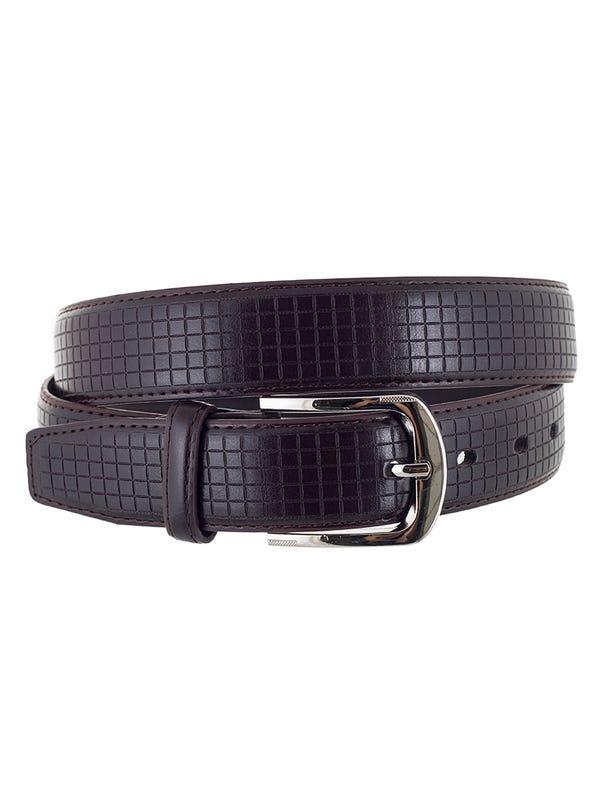 Cinturón Importado de hombre cuadrille