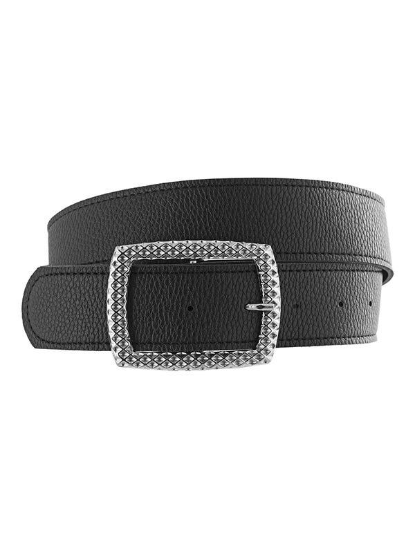 Cinturón Maxi Hebilla Diamante