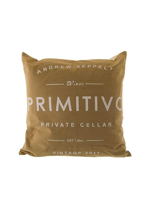 Almohadón Primitivo.
