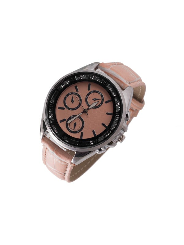 Reloj Cuero Ecológico