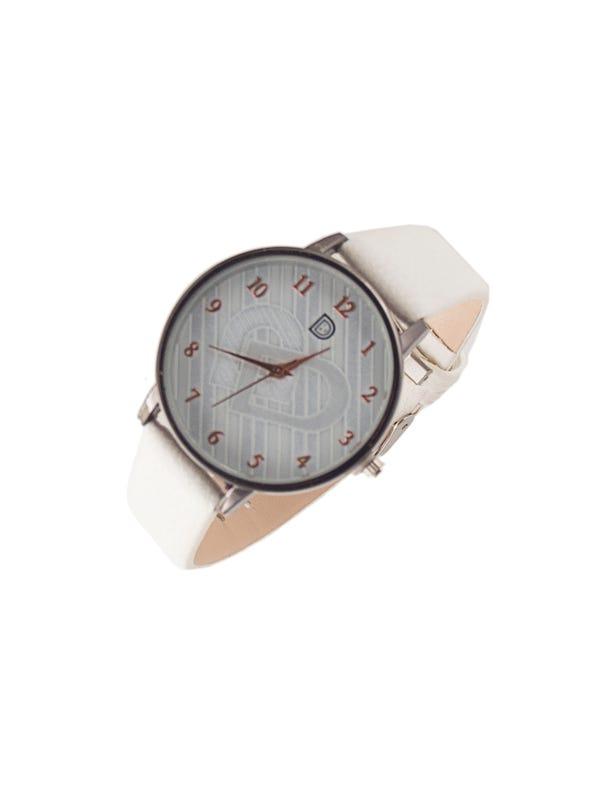 Reloj de cuero ecológico