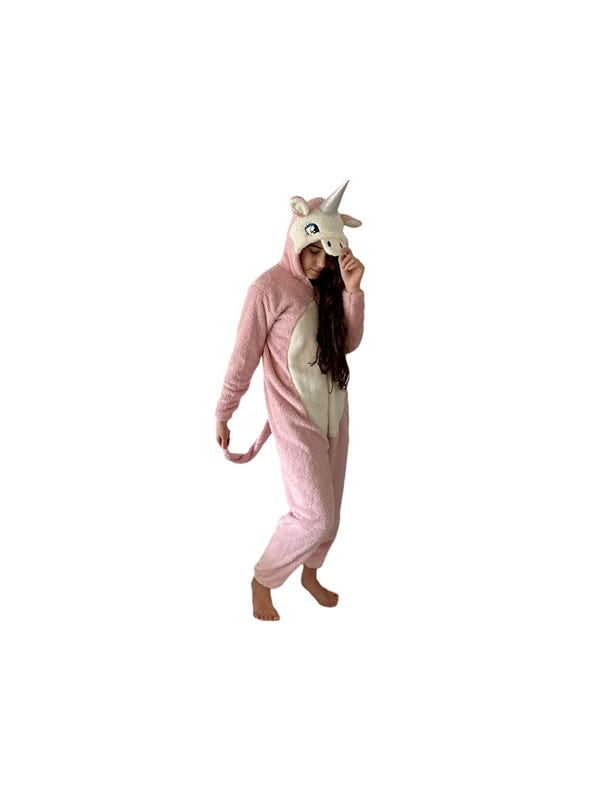 Pijama de Peluche Infantil